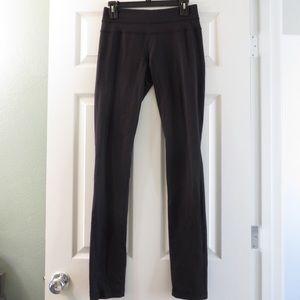 Lululemon black tall leggings